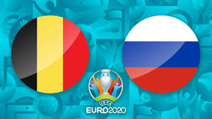 Belgien - Russland   EURO2020 (Fussball-EM 2021) - YouTube