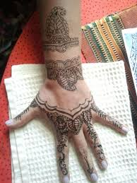 рисунок на руке нарисовано хной тату хной Tattoo мехенди Mehndy