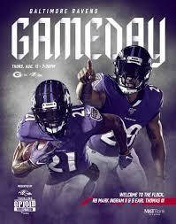 Preseason 2 Packers Vs Ravens By Baltimore Ravens Issuu