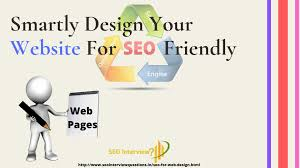 Web Design Structure Top 5 Ideas You Should Know About Seo For Web Design