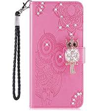 Jinghuash Flip Leather Case Compatible with Huawei Y9 <b>2019</b> ...