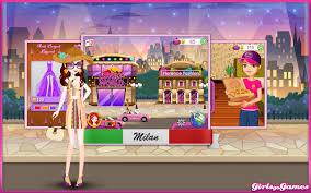 Fashion Designer New York Girlsgogames Shopaholic World Fashion Dress Up For Girls