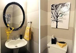 small half bathroom decor. Half Bath Decorating Ideas Bathroom Decor For Small Bathrooms O