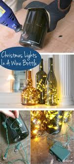 Making Wine Bottle Lights Best 25 Lighted Wine Bottles Ideas On Pinterest Wine Bottle