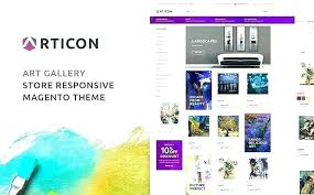 Free Responsive Web Templates For Image Gallery Website