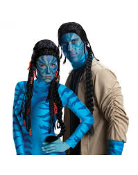 na vi makeup kit avatar junior neytiri or jake sully halloween costume accessory