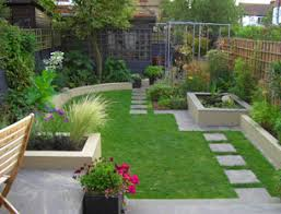 Small Picture Garden designers uk