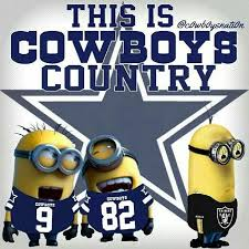 Dallas Cowboys Fans  Love these lil guys