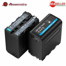 <b>NP</b>-F970 <b>Li</b>-<b>Ion</b> Camera <b>Batteries</b> without Charger for sale   eBay
