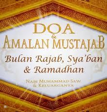 Tidak terdapat amalan khusus terkait bulan rajab. Jual Buku Doa Amalan Mustajab Bulan Rajab Sya Ban Ramadhan Jakarta Timur Toko Hawra Tokopedia