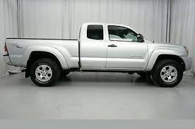 Silver Toyota Tacoma In Pennsylvania For Sale ▷ Used Cars On ...