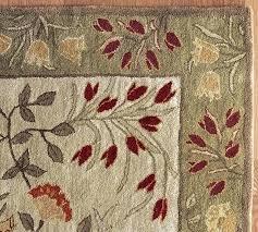 pottery barn rugs 8x10 diamond jute rug multi