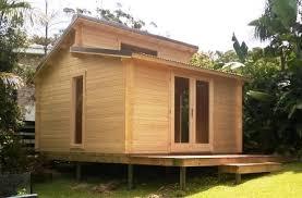 The Music Studio Skillion Roof Cabin