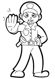Police Pickup Truck Coloring Pages Truck Coloring Pages Printable