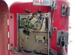 Vending Machine Restoration Parts Fascinating 48'S COCA COLA Vendo 48 Vending Machine For Parts Or Restoration