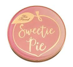 Too Faced - <b>TOO FACED Sweetie Pie</b> Radiant Matte Bronzer ...