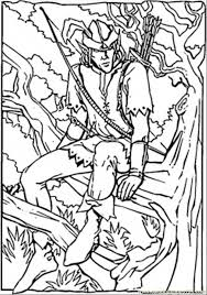 Small Picture 27 Robin Hood Coloring Pages Robin hood coloring 18 Free