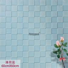 kids foam bricks wall decor mosaic 3d pe foam brick and stone design wallpaper 16