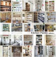 Kitchen Cabinet Organization Tips Kitchen Pantry Makeover Organization Ideas 1 Miserv