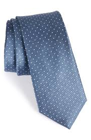 silk neck tie for 4th wedding anniversary gift for him