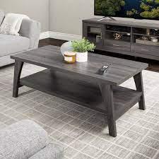 alcantara coffee table with storage