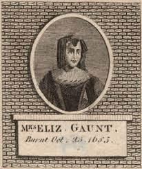 Elizabeth Gaunt - Person - National Portrait Gallery