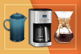 Electric home coffee makers mostly use the drip mechanism. 9 Top Rated Coffee Makers 2020 According To Reviews Food Wine