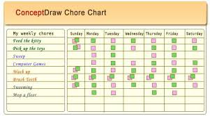 Household Chores Roster House Chore List Household Chores Chart For Adults Allowance Help