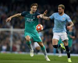 Per usual, massive shout out to you over your majestic coverage throughout the whole quarter finals. Man City 4 3 Tottenham Var Disallows Sterling Goal As Spurs Progress In Champions League Football Sport Express Co Uk