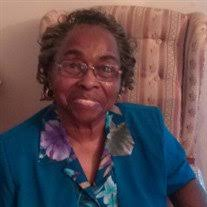 Mrs. Rosa Jones Rhodes Obituary - Visitation & Funeral Information