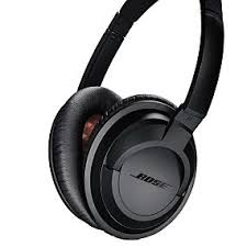 bose over ear headphones. soundtrue around-ear headphones feature soft earcups that rest gently on your ears for hours of comfortable listening. bose over ear