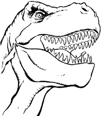 Small Picture KidscolouringpagesorgPrint Download T Rex Head Coloring Pages