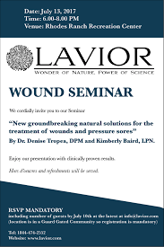 seminar invitation exclusive invitation wound seminar in las vegas for wound care