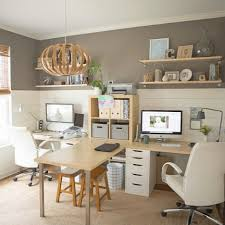 office setups. Home Office Setup -- Vertical Space Setups P