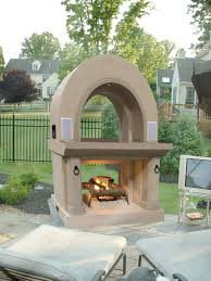 options how to build an stacked stone how diy patio fireplace to build an outdoor