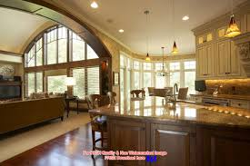 Lovely Open Floor Plan Kitchen Designs Mikegusscom - Open floor plan kitchen