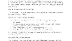 Elementary School Teacher Resume Objective Sample For A – Fullofhell