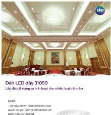 Đèn LED dây Philips 5m 18W DLI 31059 3000K - Ánh sáng vàng