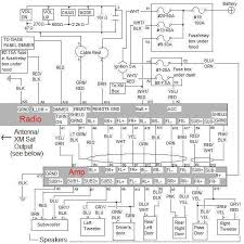 complete oem audio schematic for ex and sc amplified honda complete oem audio schematic for ex and sc amplified honda element owners club