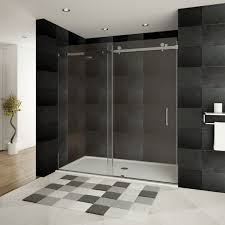 full size of bathroom overwhelming glass shower doors clear tempered glass doors single sliding aluminum