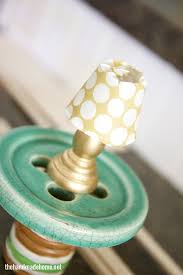 diy dollhouse lamp