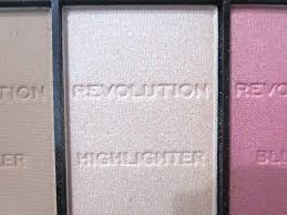 makeup revolution london ultra sculpt contour kit highlighter makeup revolution london ultra sculpt