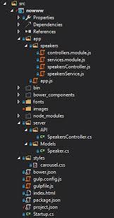 Shayne Boyer: ASP.NET 5 - wwwroot folder optional