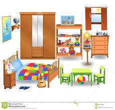 bedroom furniture clipart. pin furniture clipart kids bedroom #1 o