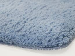 pile bath mats