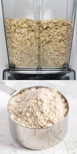 How to Make Oat Flour [Video] in 2020 | Milk recipes, Oat flour recipes,  How to make oats