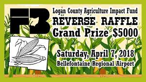 Raffle Event Logan County Reverse Raffle Event April 7 Ohio Farm Bureau