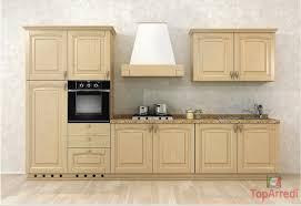 Cucina classica siena