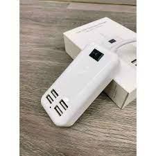 Mã ELMSM3 giảm 20K đơn bất kì] Ổ Sạc USB FreeShip Củ Sạc - Ổ Cắm Điện 4  Cổng Sạc USB 15W Sạc Điện Thoại Máy Tính Bảng tại Hà Nội