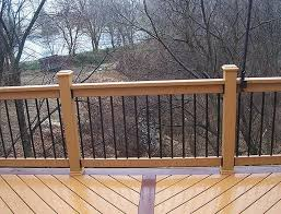 deck railing designs diy suitable with small deck railing ideas deck fencing ideas
